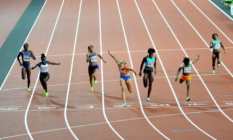 London-2017-women's-200m-final-by-Mark-Shearman