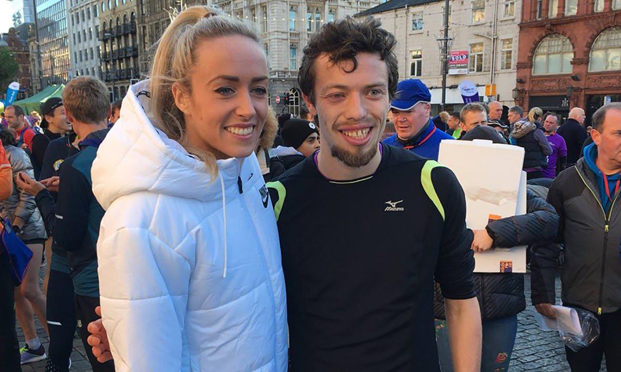 Eilish McColgan and Sam Stabler win Leeds Abbey Dash