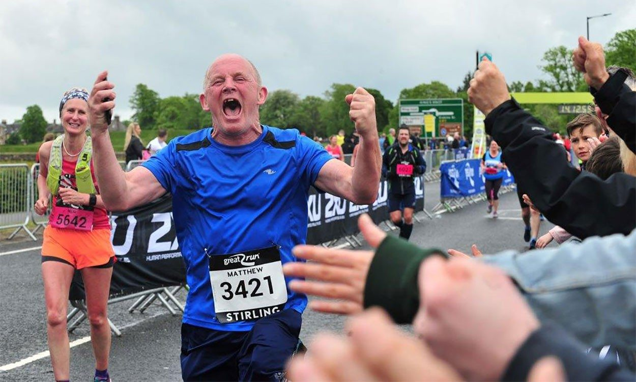 New Stirling Scottish Half Marathon launched