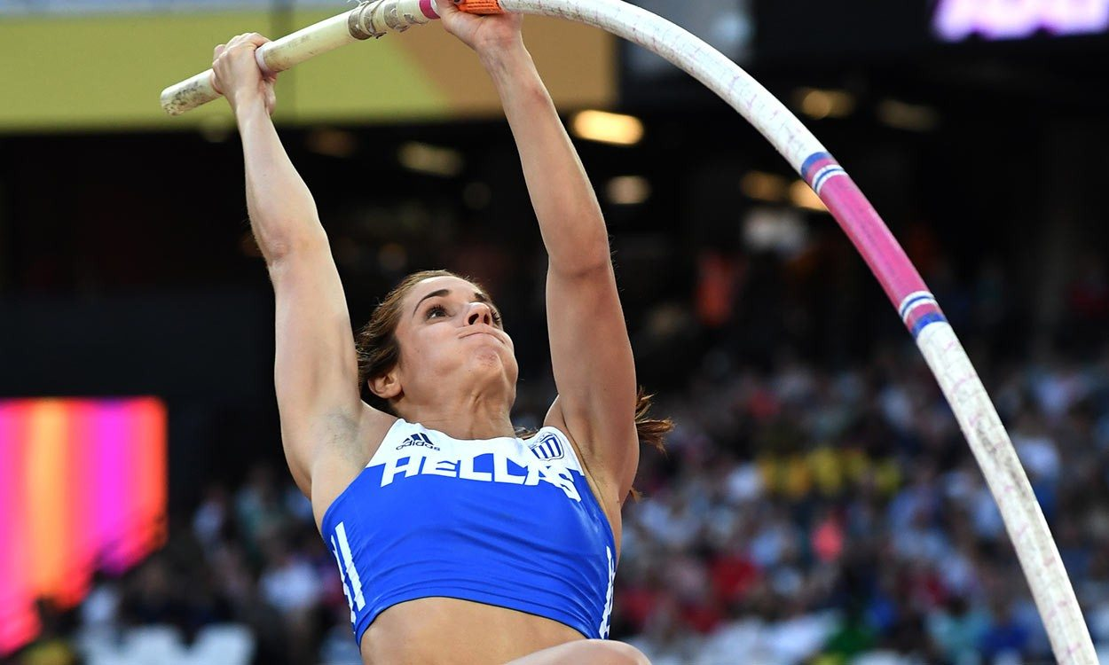 Analysis: London 2017 women's pole vault