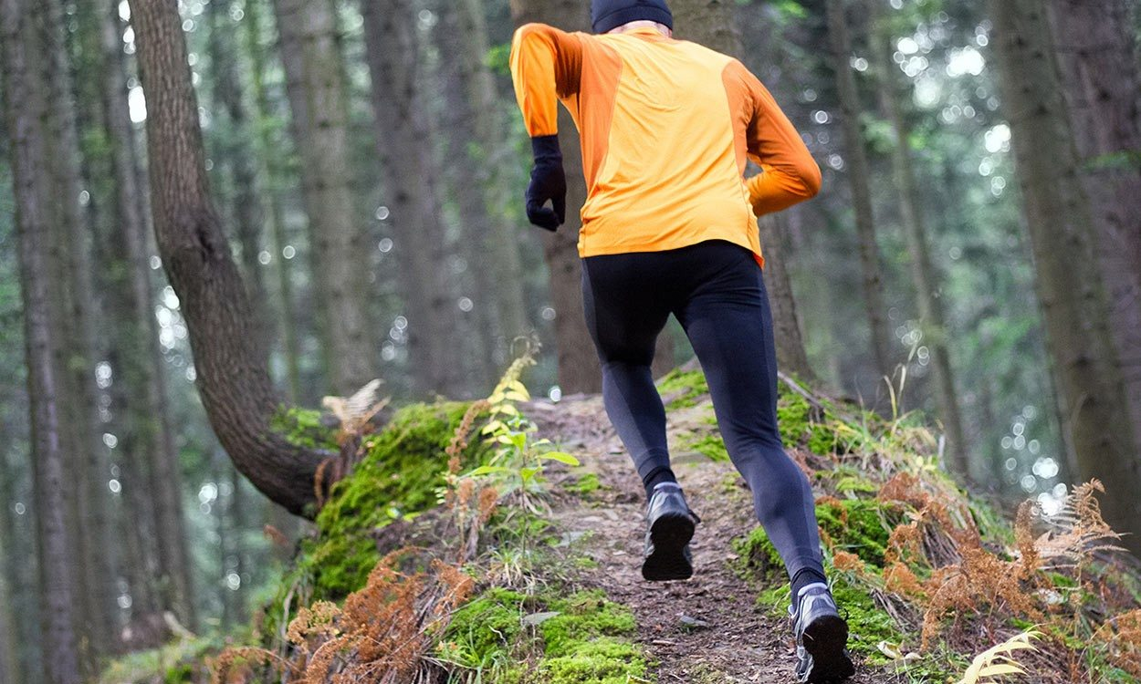 5 reasons to give trail running a try