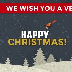 Happy Christmas from AW!