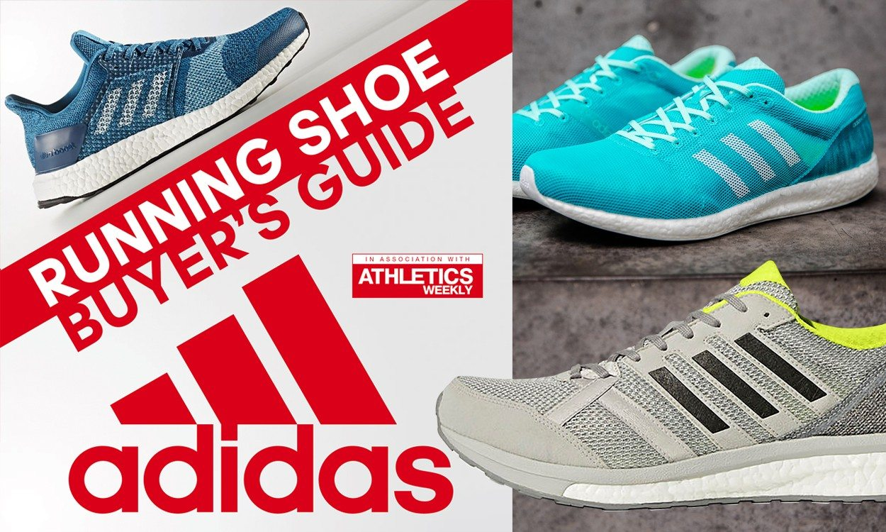 Running shoe buyer's guide