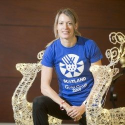Eilidh Doyle ready to embrace Gold Coast 2018 experience