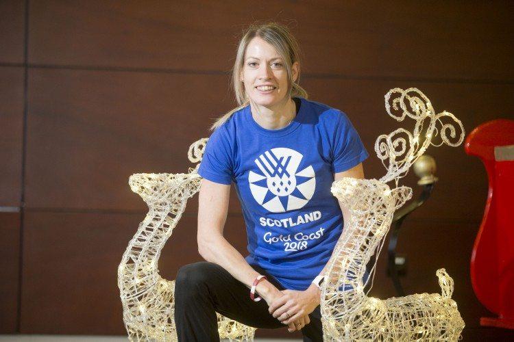 Eilidh Doyle ready to embrace Gold Coast 2018 experience