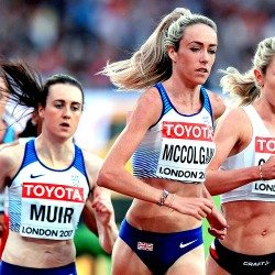 Eilish McColgan's good decision
