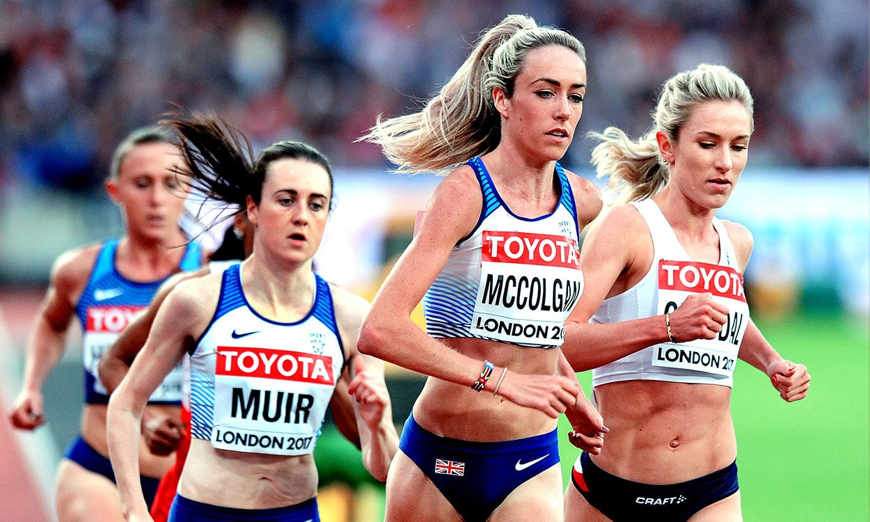 Dealership helps Eilish McColgans Olympic dream - Nissan