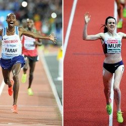 Mo Farah and Laura Muir among AW Readers' Choice Awards winners