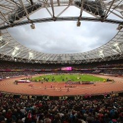 Study shows impact of 'Summer of World Athletics'