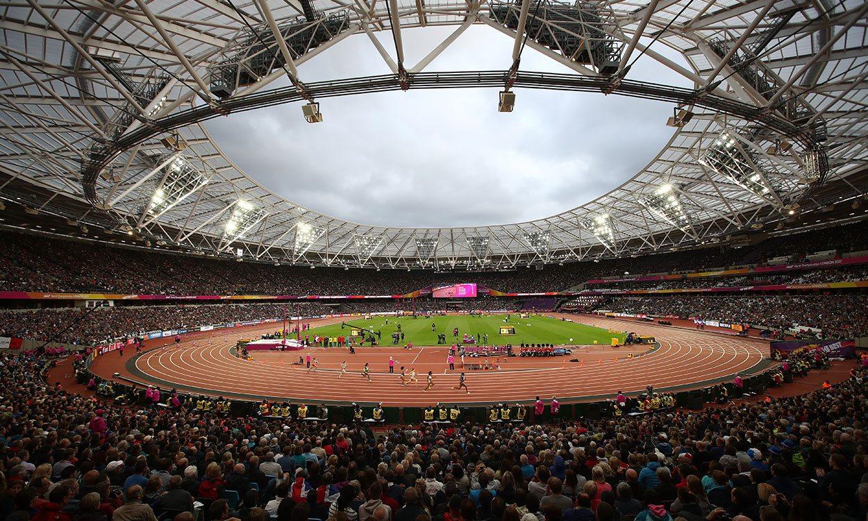 Study shows impact of 'Summer of World Athletics'