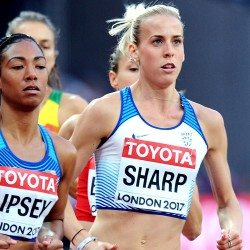 Lynsey Sharp plans USA move