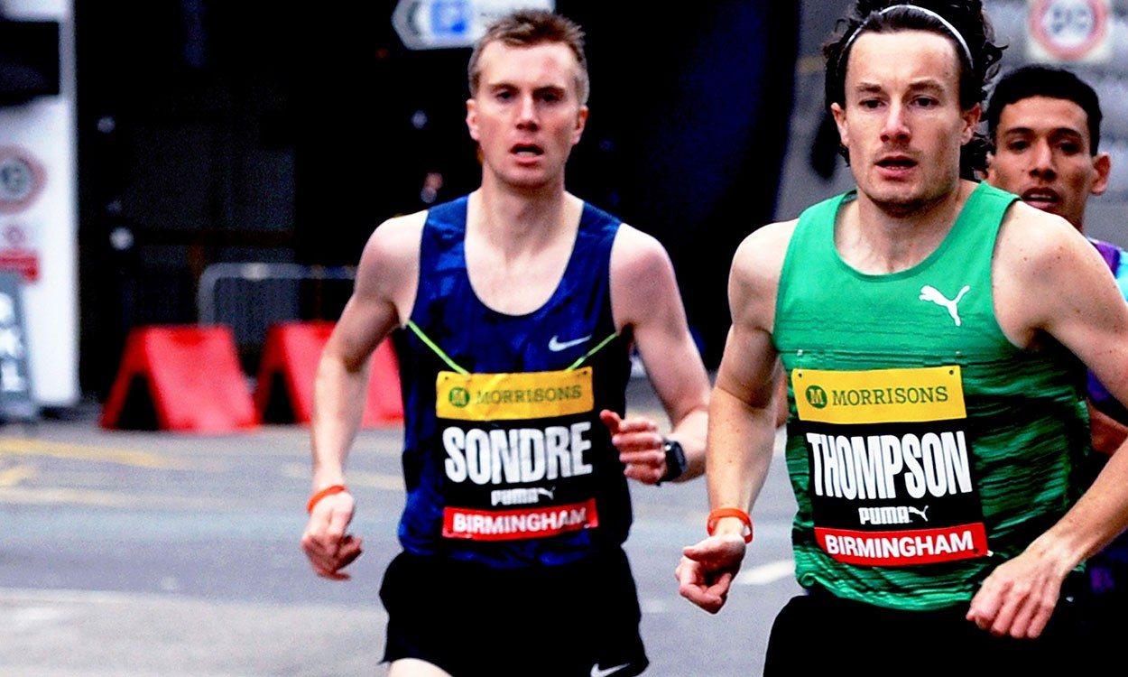 Mo Farah will break my European marathon record, says Sondre Moen