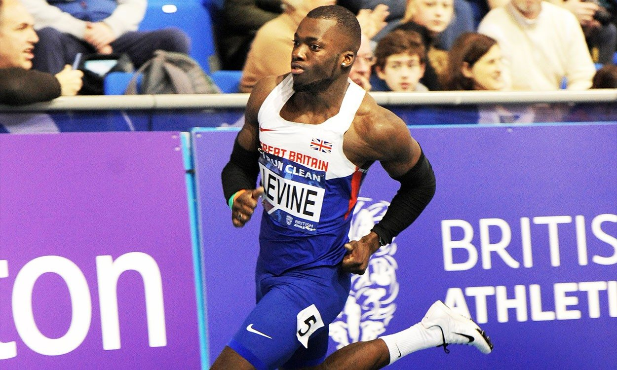 Nigel Levine provisionally suspended by UK Anti-Doping