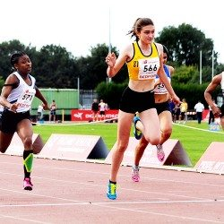 Abi Pawlett's winning habit