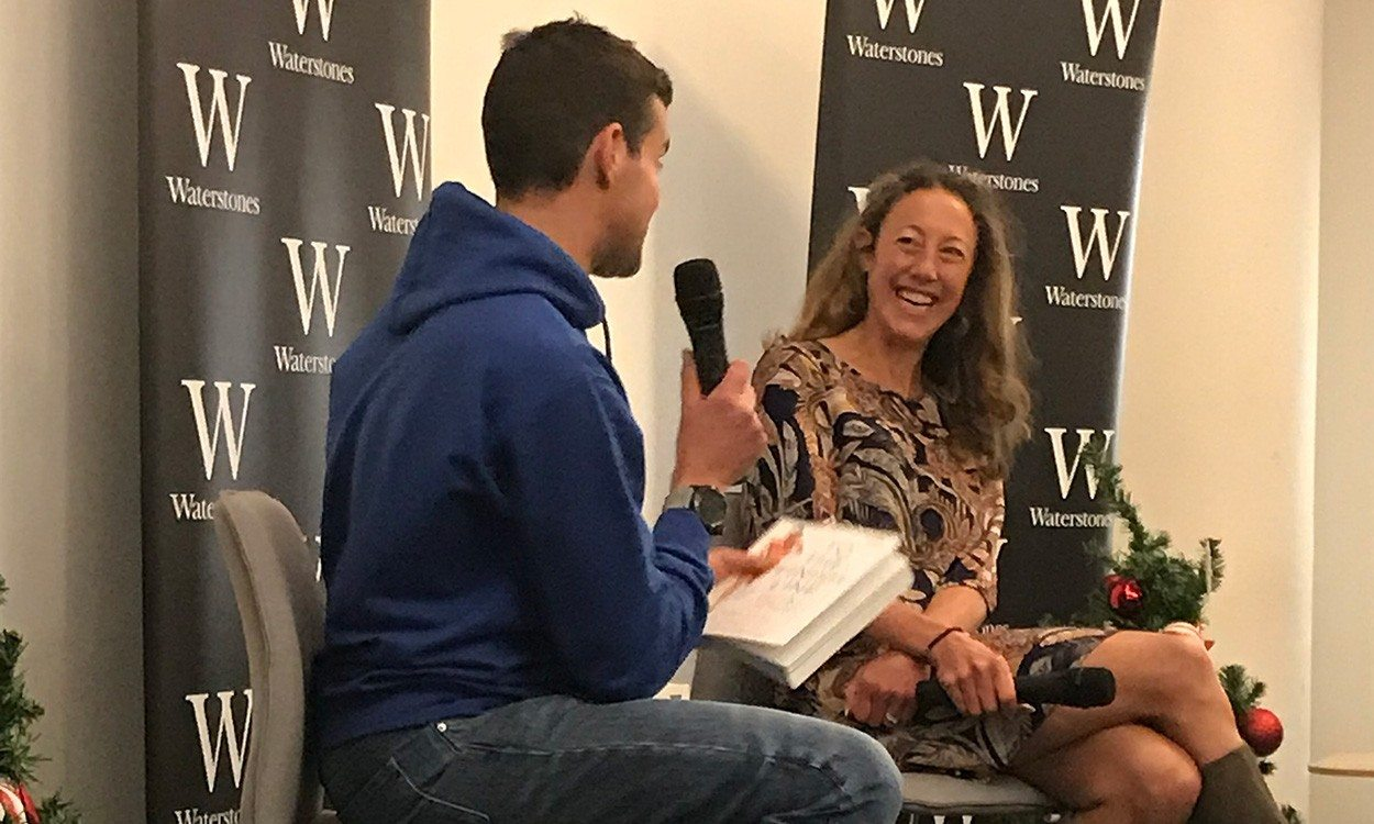 Chrissie Wellington: Don't be afraid to take a break