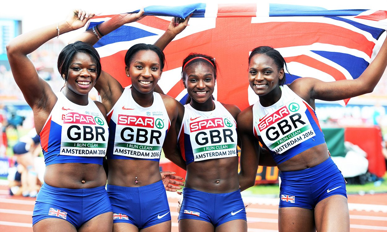 SPAR agree three-year sponsorship deal with British Athletics