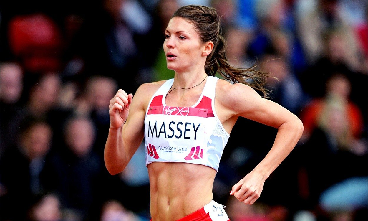 Kelly Massey retires from athletics