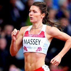 Kelly Massey retires from athletics