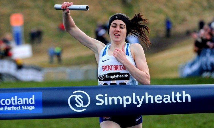 Simplyhealth Great Edinburgh XCountry highlights