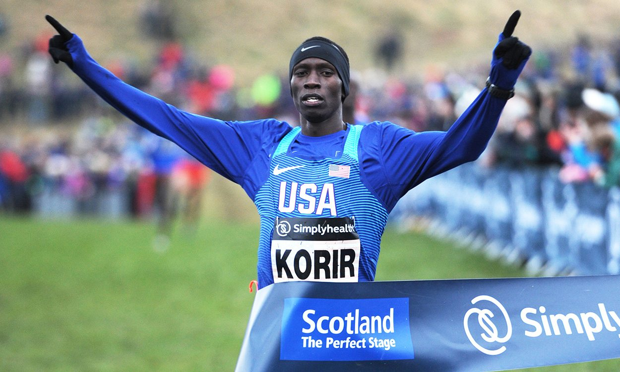 Leonard Korir saves his best for last to land another win in Scotland