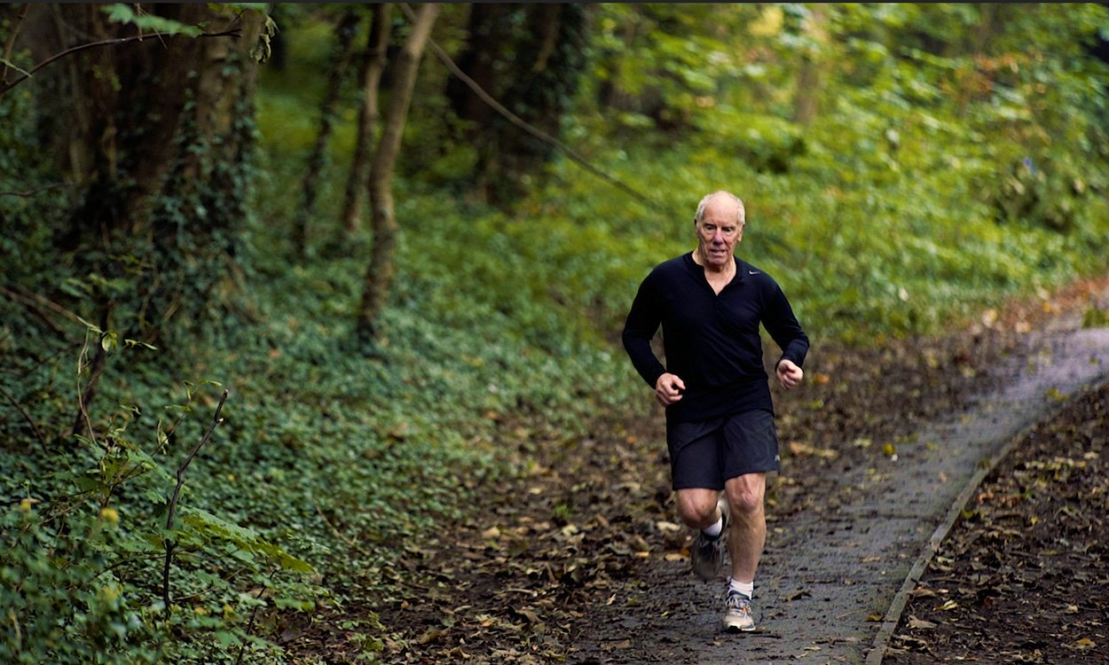 75 marathons, 75 days, 75 years old - the incredible Ray Matthews story