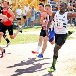 Young athletes head for Bedford