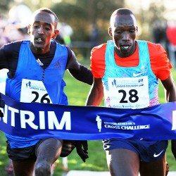 Kenyan stars secure top honours at Antrim International