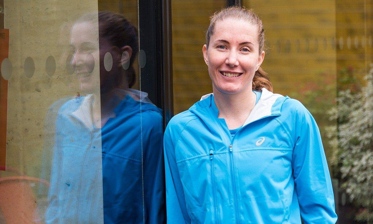 FrontRunner Aléchia van Wyk ready to realise her true potential