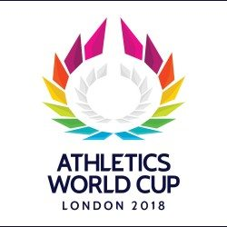 Platinum trophy and medals on offer at Athletics World Cup