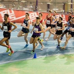 Student athletes shine at BUCS Indoor Championships