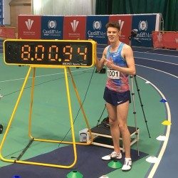 Jake Heyward breaks British U20 indoor 3000m record – weekly round-up