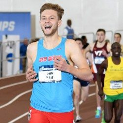 Josh Kerr breaks NCAA 1500m record – weekly round-up