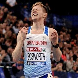 Tom Bosworth and Bethan Davies head British line-up for China
