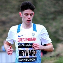 Jake Heyward hopes for a hat-trick