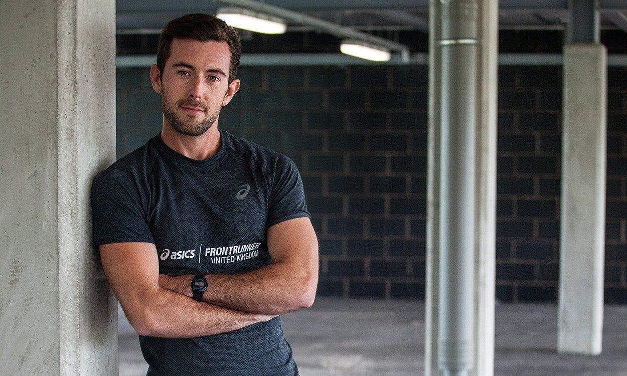 FrontRunner Matthew Rees is happy to help