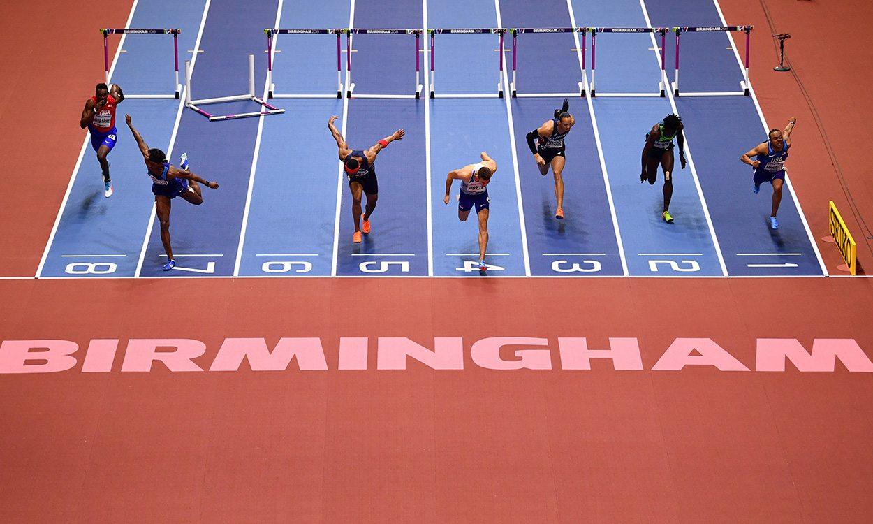Birmingham stages record-breaking IAAF World Indoor Championships