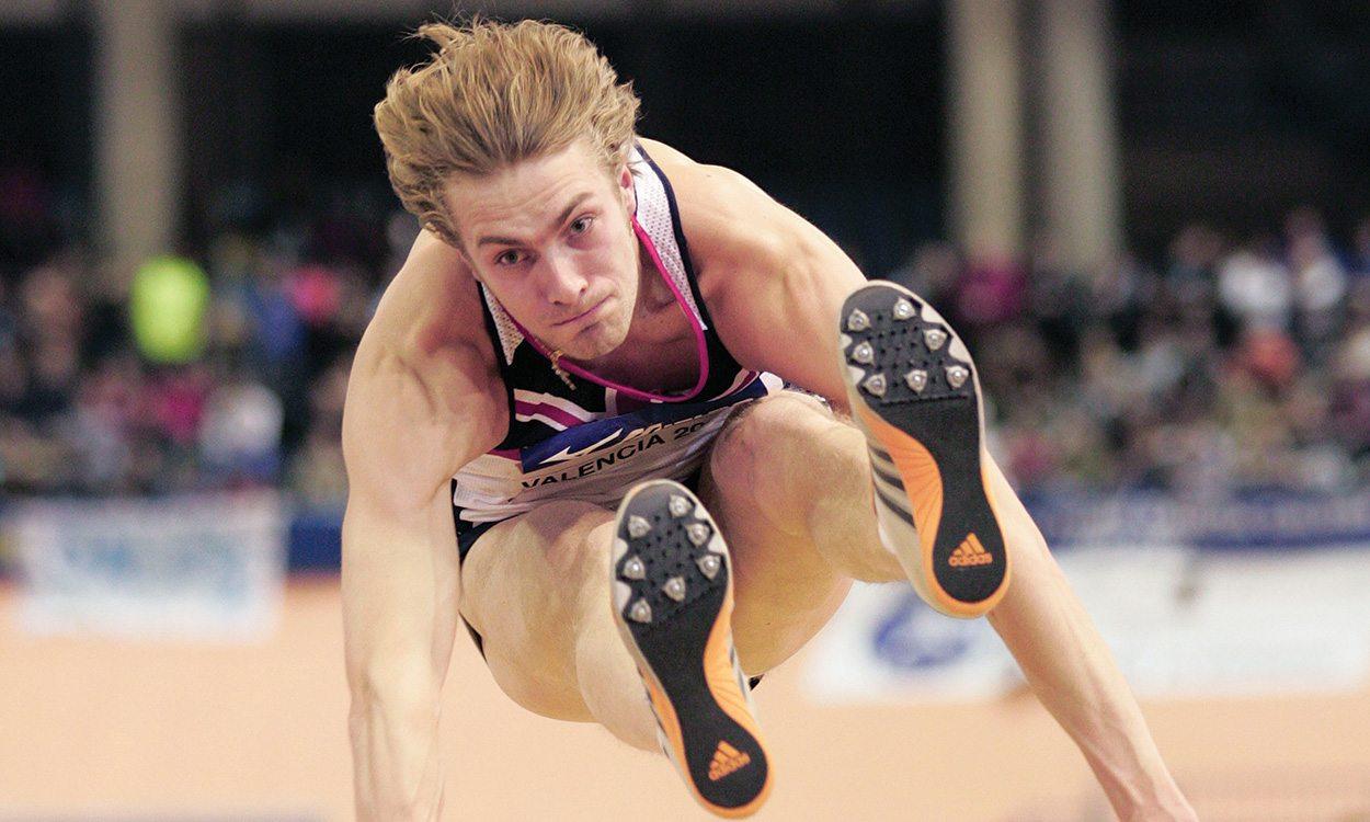 Long jump: A closer look at take-off