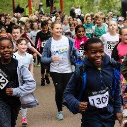 Greenwich & Bexley Community Hospice Mini Marathon