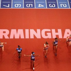 Diary from the IAAF World Indoor Championships