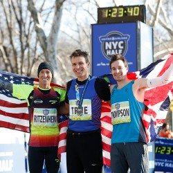 Ben True and Buze Diriba win NYC Half
