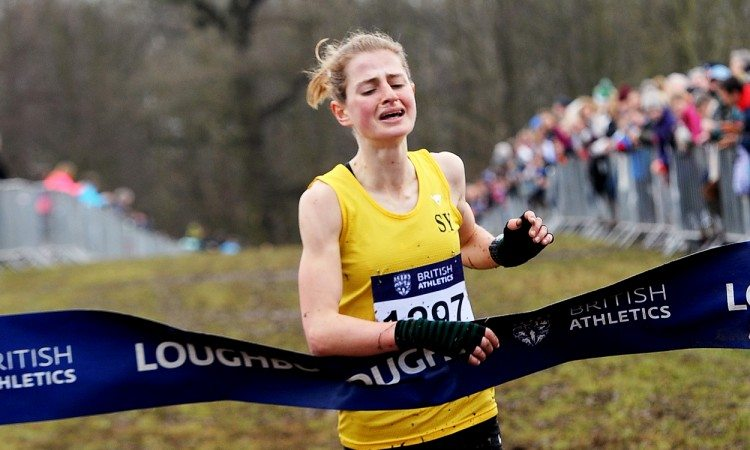Phoebe Law Inter Counties 2018 by Mark Shearman
