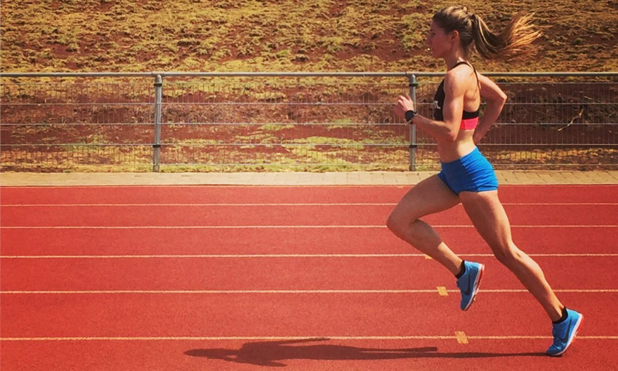 Rosie Clarke's experience of getting set for Gold Coast