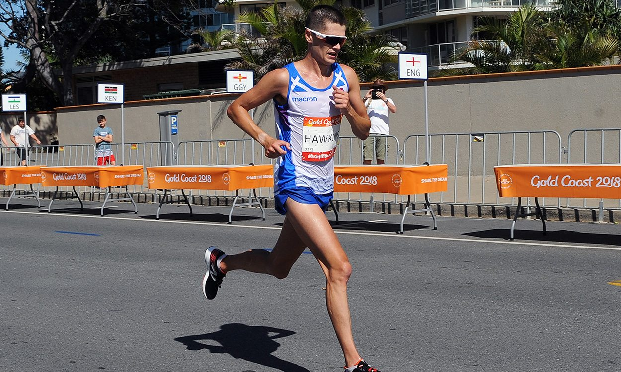 Callum Hawkins to return to racing at London 10,000