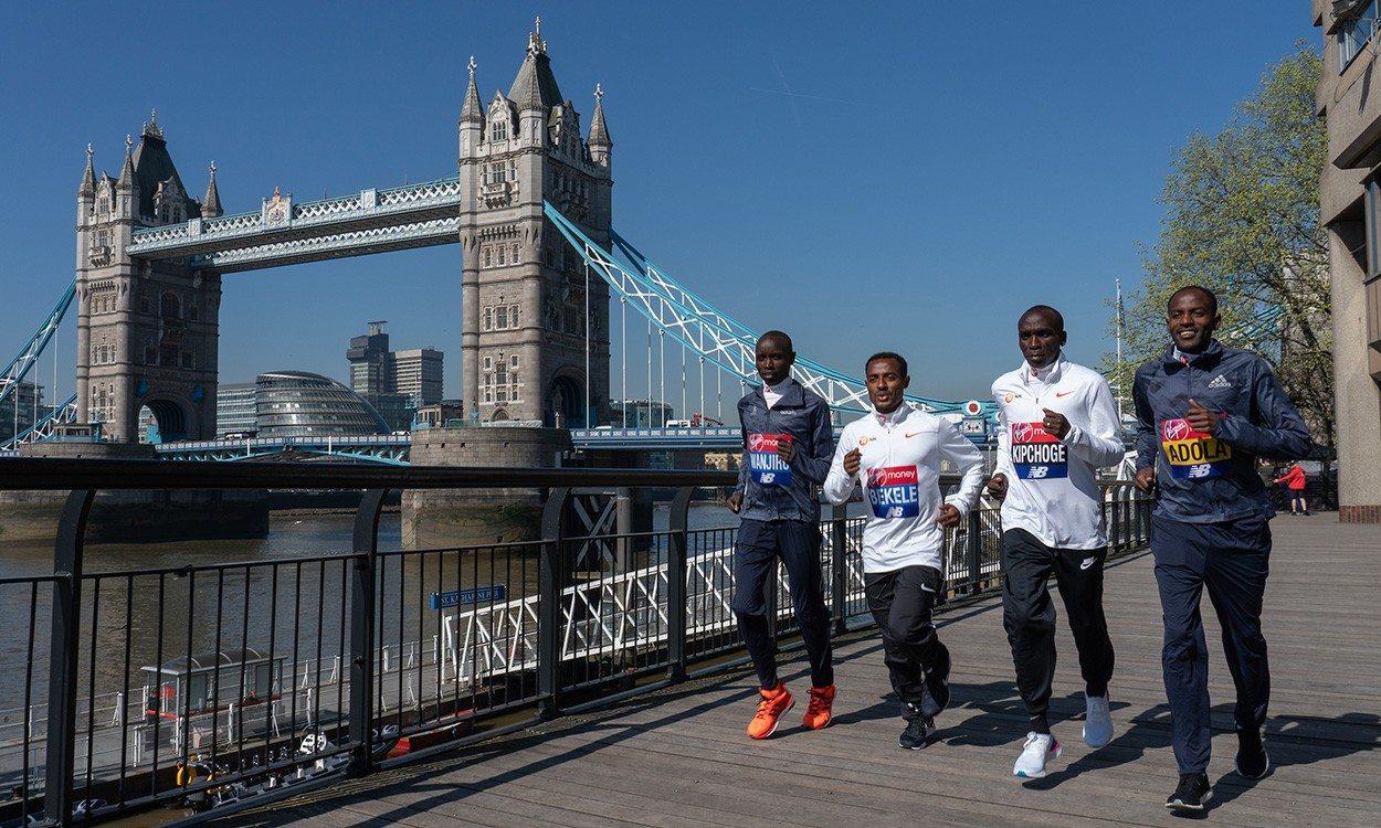 Red-hot races forecast for London Marathon