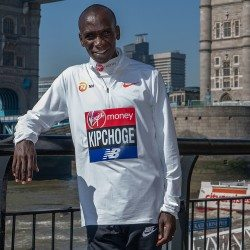 I'm still a student of running, says marathon star Eliud Kipchoge