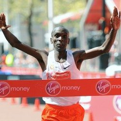 Eliud Kipchoge No.1 as Mo Farah breaks UK record in London