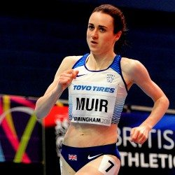 There's much more in store for Laura Muir, says Kelly Holmes
