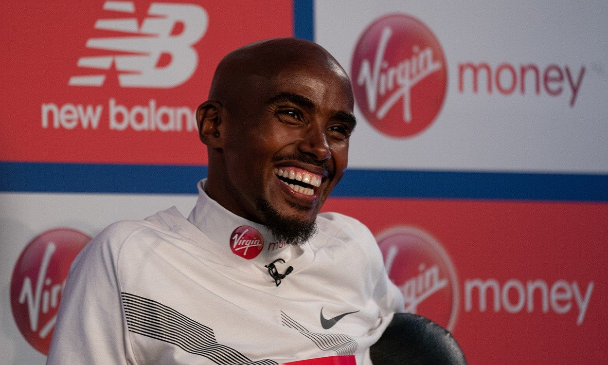 Mo Farah aiming to avoid the marathon 'storm'