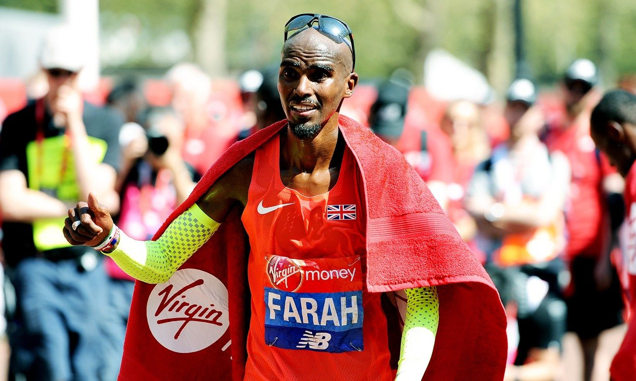 Mo Farah not ruling out midnight marathon