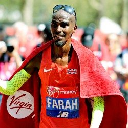 Next stop on Mo Farah's marathon mission